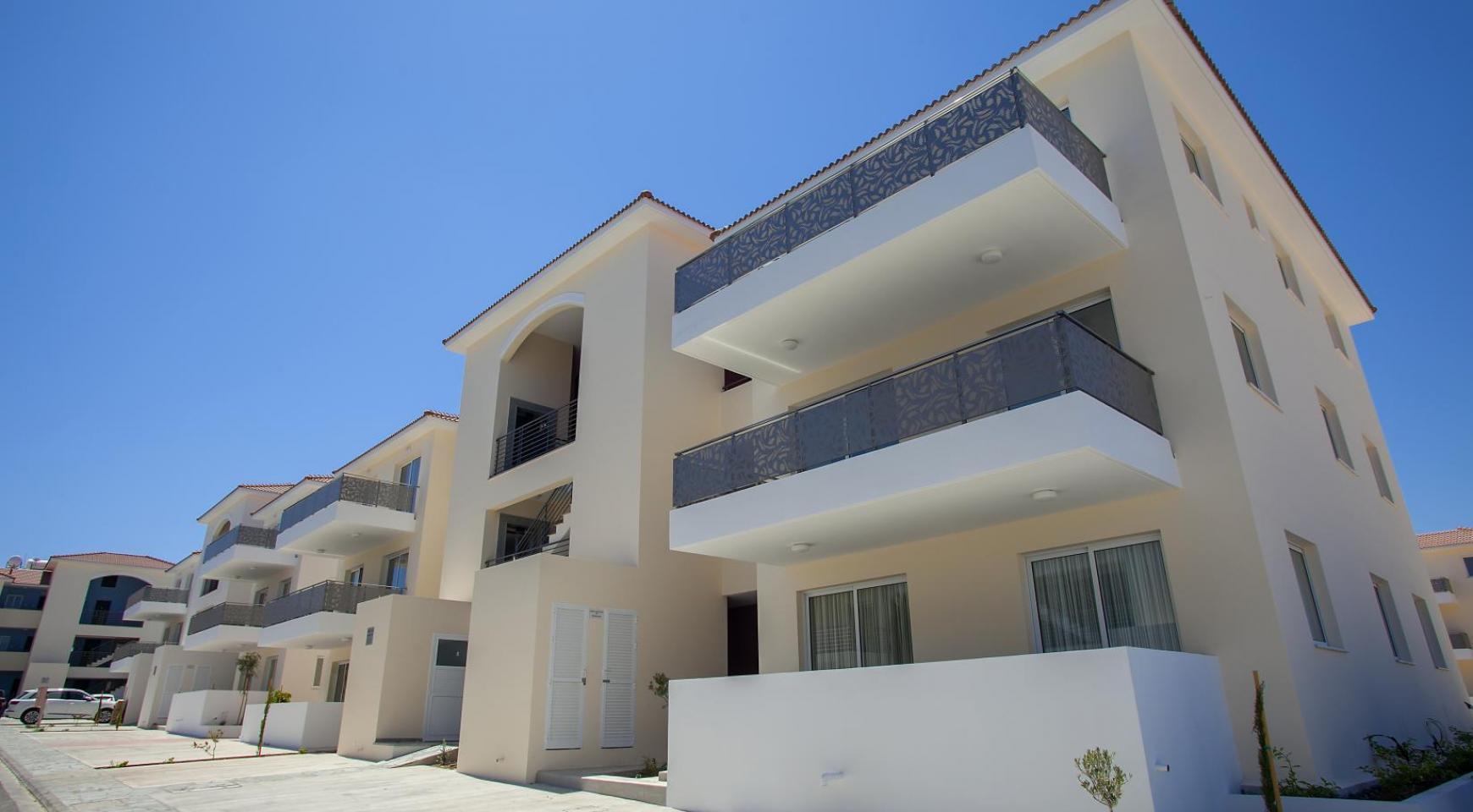 Новая 3-Спальная Квартира в Районе Kapparis - 20