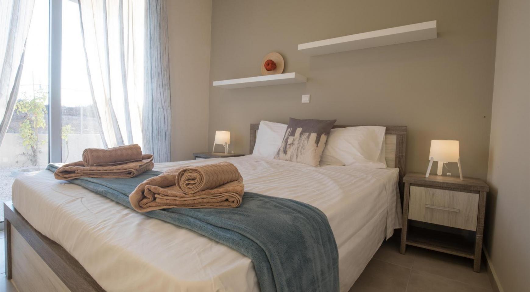 Новая 3-Спальная Квартира в Районе Kapparis - 9