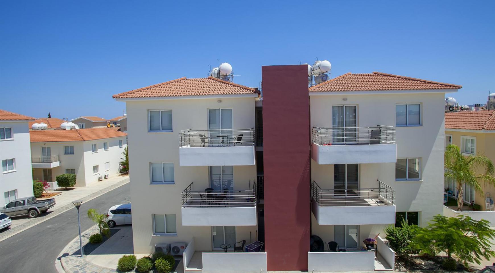 Новая 3-Спальная Квартира в Районе Kapparis - 26
