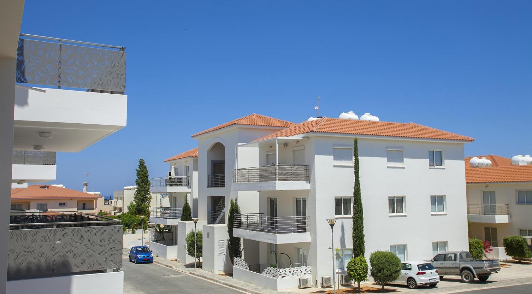 Новая 3-Спальная Квартира в Районе Kapparis - 25