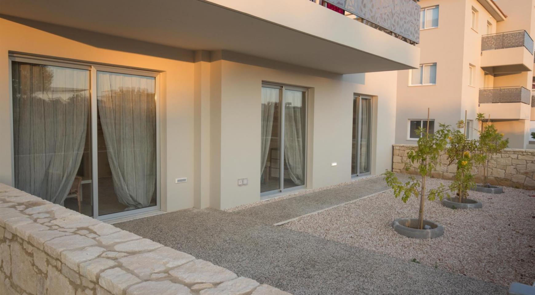 Новая 3-Спальная Квартира в Районе Kapparis - 14