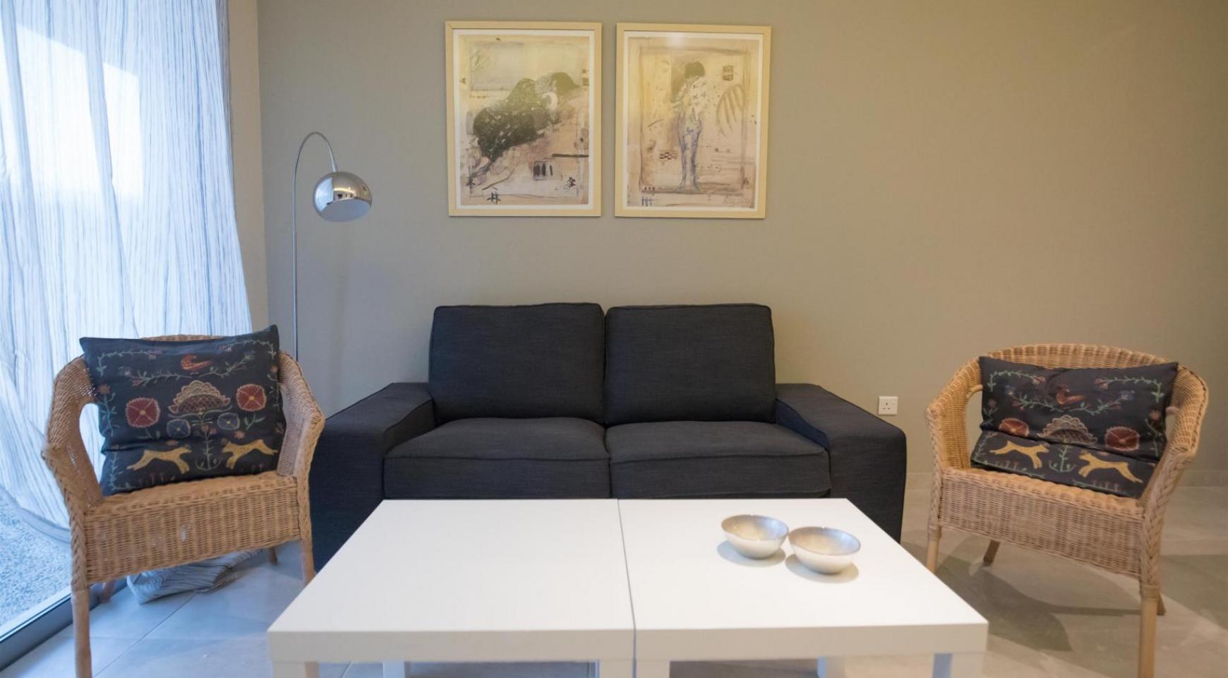 Новая 3-Спальная Квартира в Районе Kapparis - 4