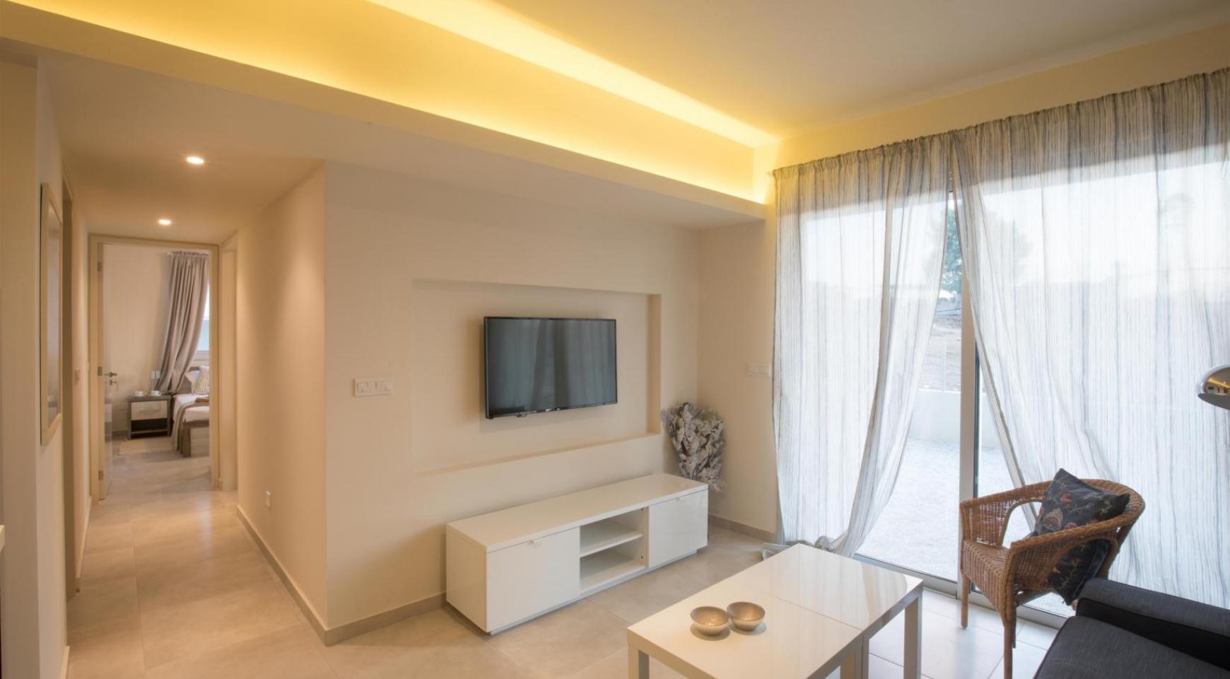 Новая 3-Спальная Квартира в Районе Kapparis - 8