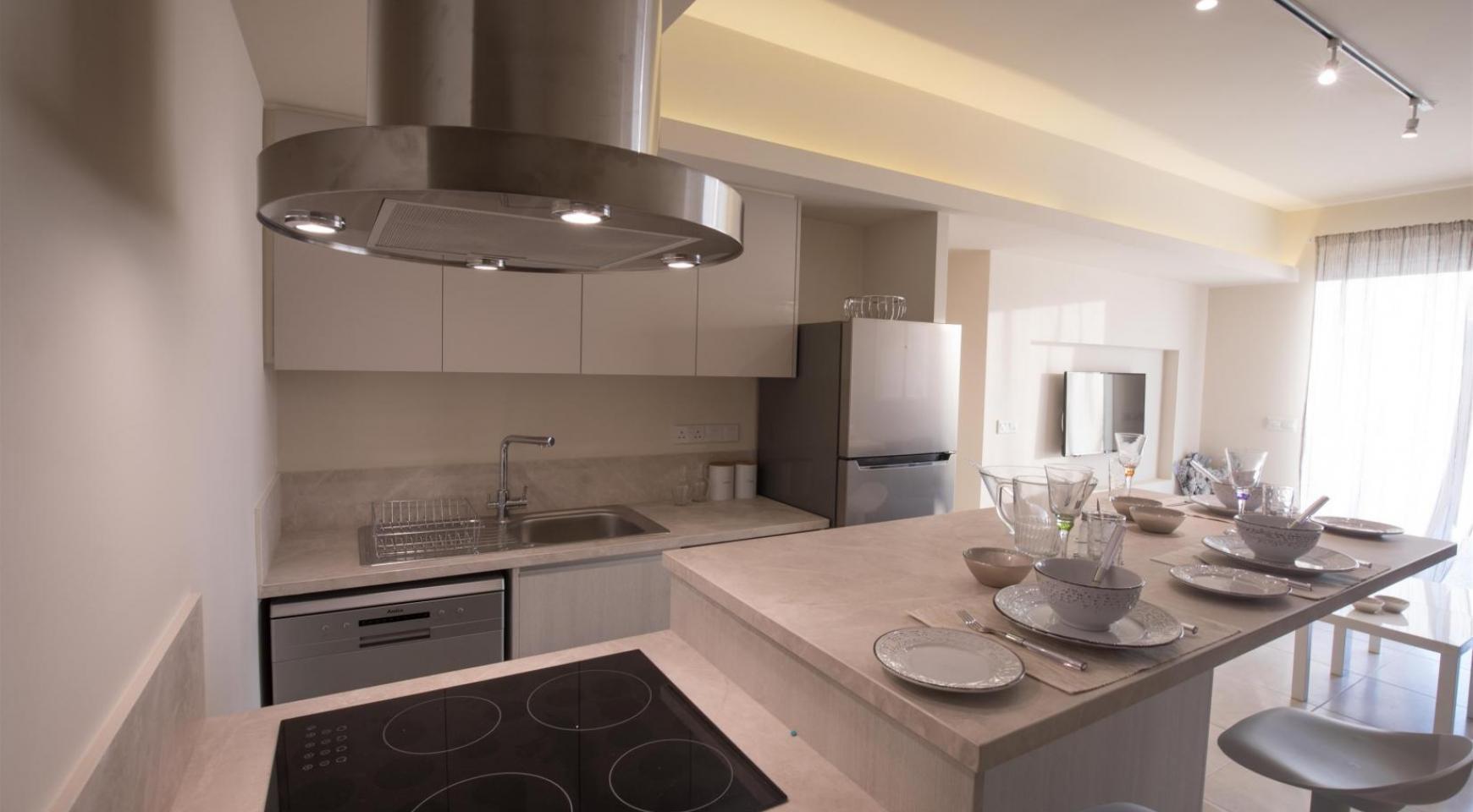 Новая 3-Спальная Квартира в Районе Kapparis - 5