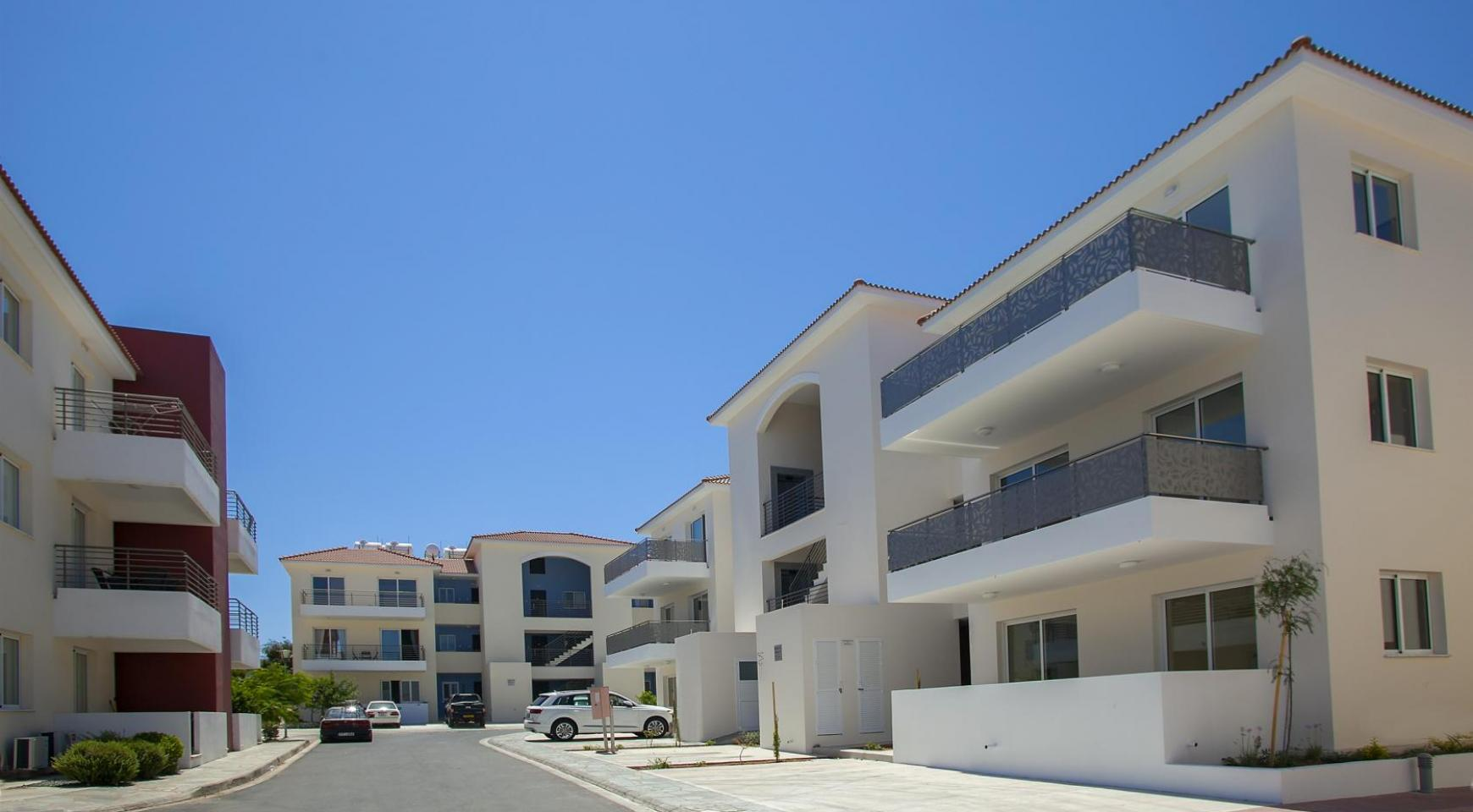 Новая 3-Спальная Квартира в Районе Kapparis - 23