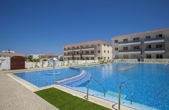 Новая 3-Спальная Квартира в Районе Kapparis