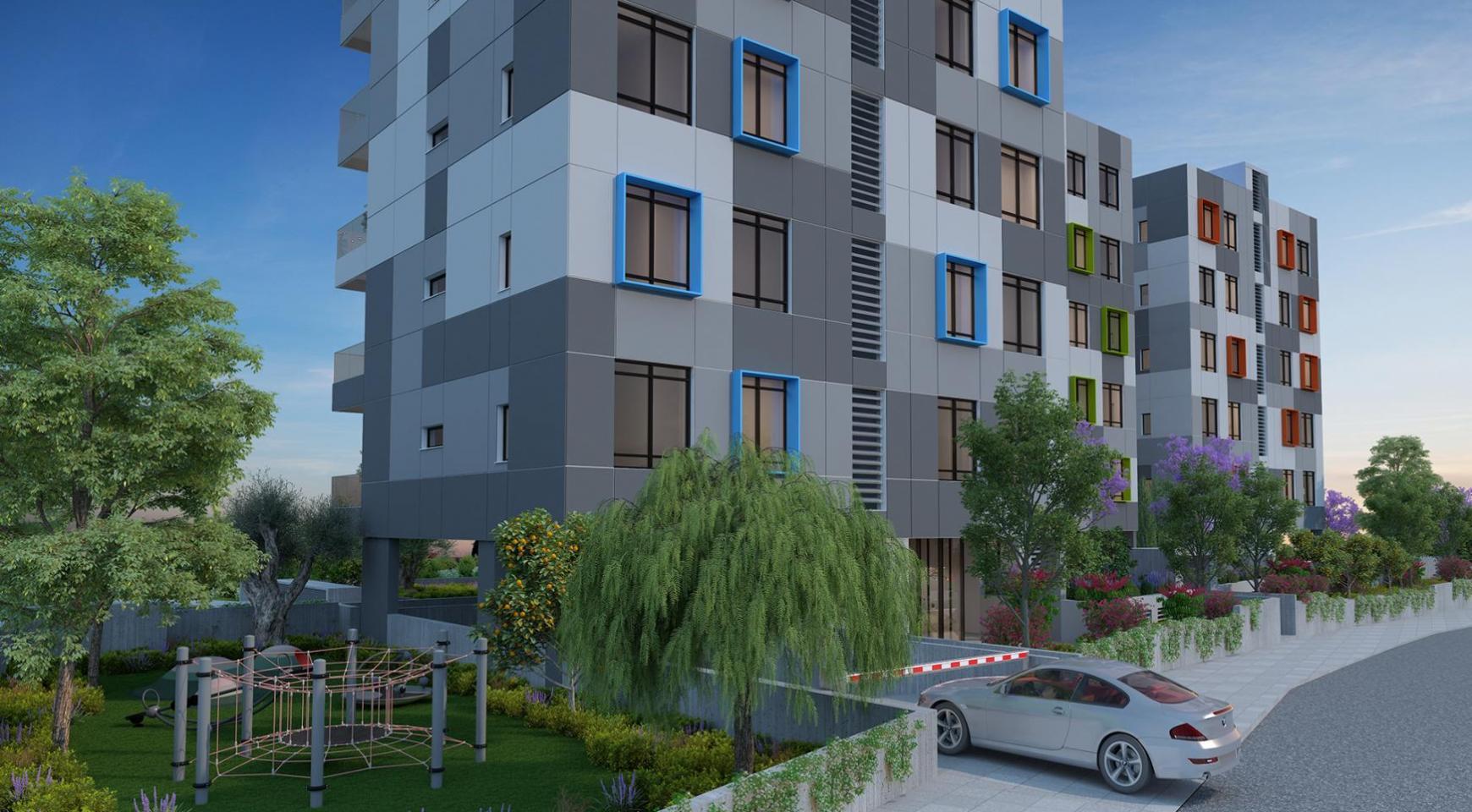 Urban City Residences, Block B. Новая Просторная 3-Спальная Квартира 201 в Центре Города - 25