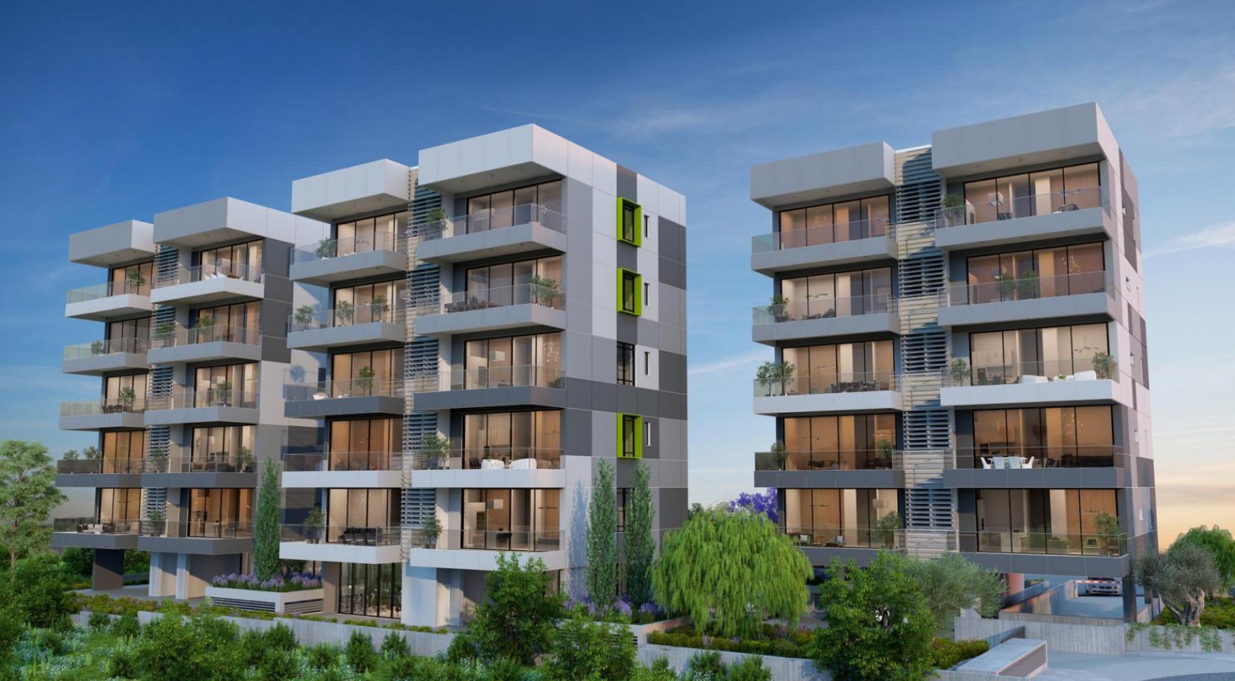 Urban City Residences, Block B. Новая Просторная 3-Спальная Квартира 201 в Центре Города - 21