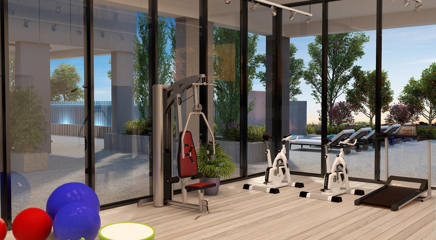 Urban City Residences, Block B. Новая Просторная 3-Спальная Квартира 201 в Центре Города - 29