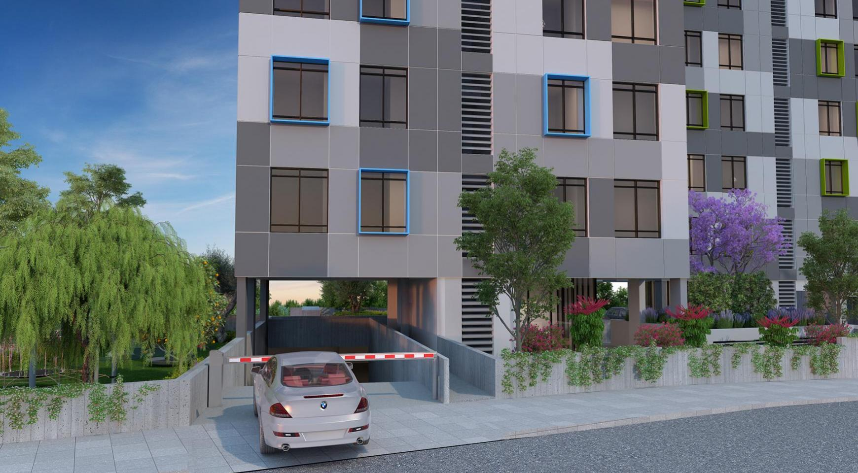 Urban City Residences, Block B. Новая Просторная 3-Спальная Квартира 201 в Центре Города - 24