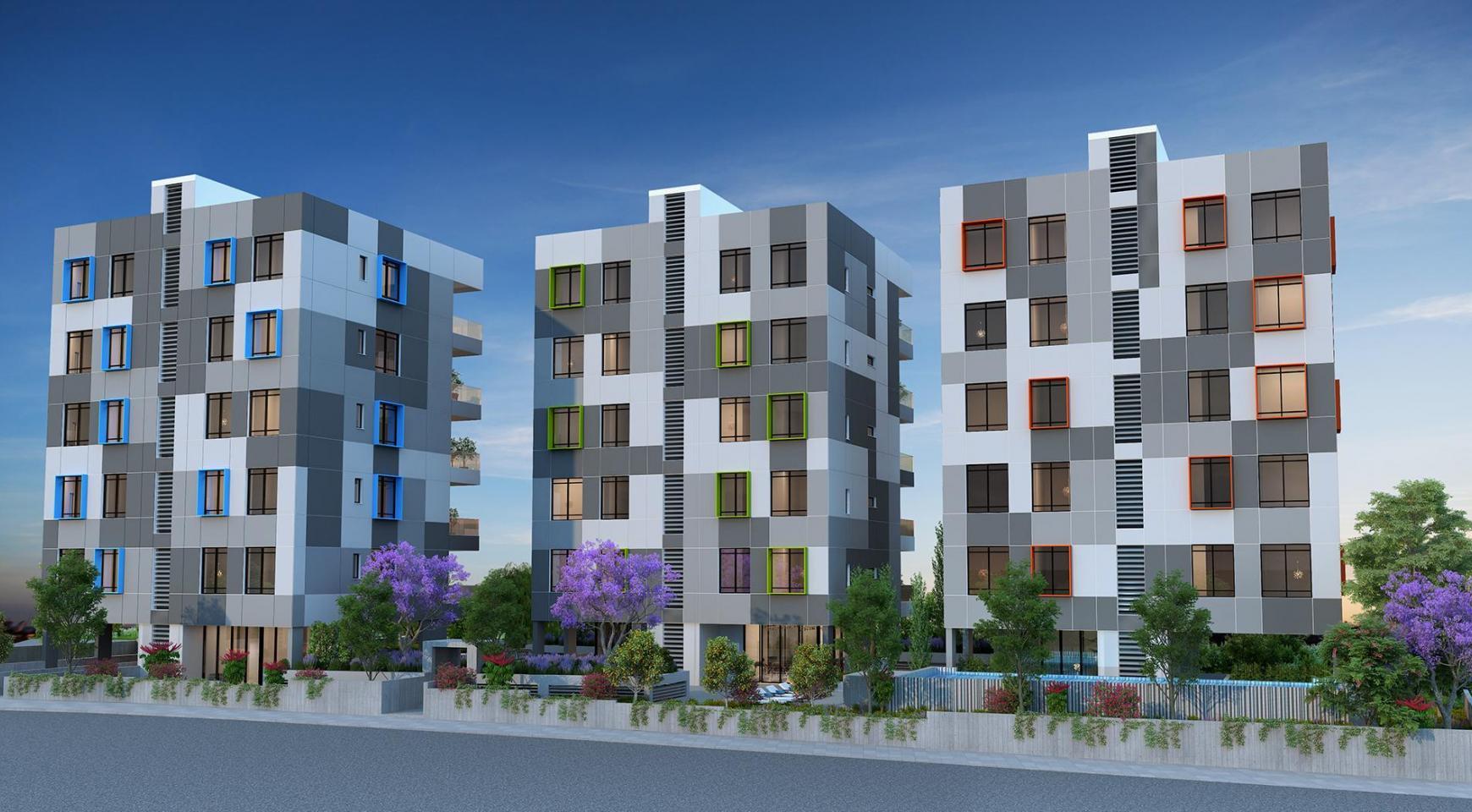 Urban City Residences, Block B. Новая Просторная 3-Спальная Квартира 201 в Центре Города - 22