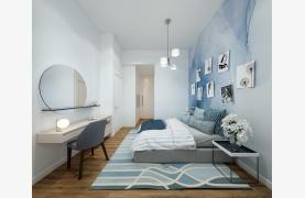 Urban City Residences, Block B. Новая Просторная 3-Спальная Квартира 201 в Центре Города - 44
