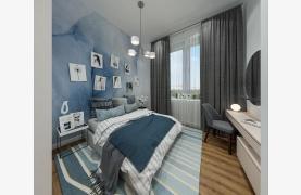 Urban City Residences, Block B. Новая Просторная 3-Спальная Квартира 201 в Центре Города - 43