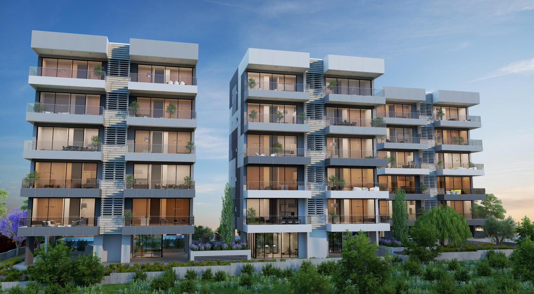 Urban City Residences, Block B. Новая Просторная 2-Спальная Квартира 202 в Центре Города - 22