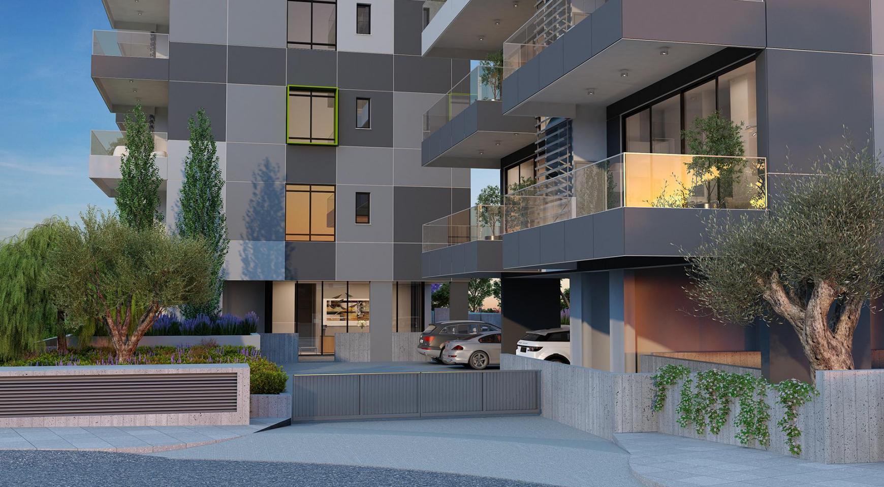 Urban City Residences, Block B. Новая Просторная 2-Спальная Квартира 302 в Центре Города - 28