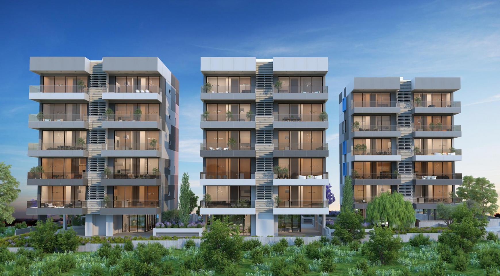 Urban City Residences, Block B. Новая Просторная 2-Спальная Квартира 302 в Центре Города - 18