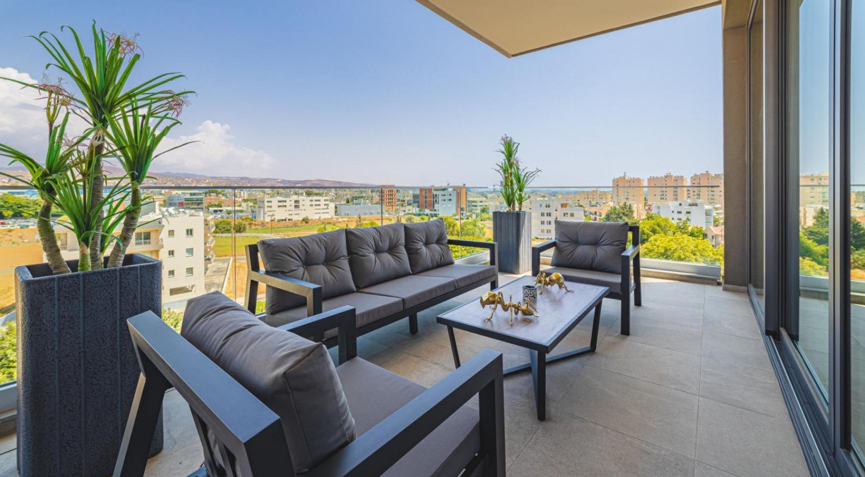 Urban City Residences, Кв. B 401. 3-Спальная Квартира в Новом Комплексе в Центре Города - 30