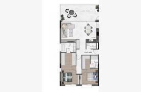 Urban City Residences, Block B. Новая Просторная 2-Спальная Квартира 502 в Центре Города - 88