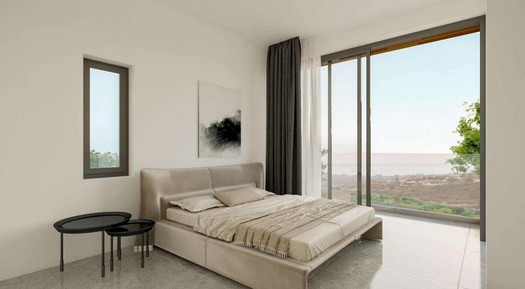 Новый Элитный 2-Спальный Таунхаус в Районе Agios Tychonas - 7