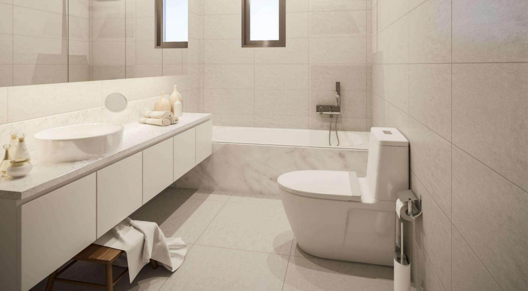Новый Элитный 2-Спальный Таунхаус в Районе Agios Tychonas - 8