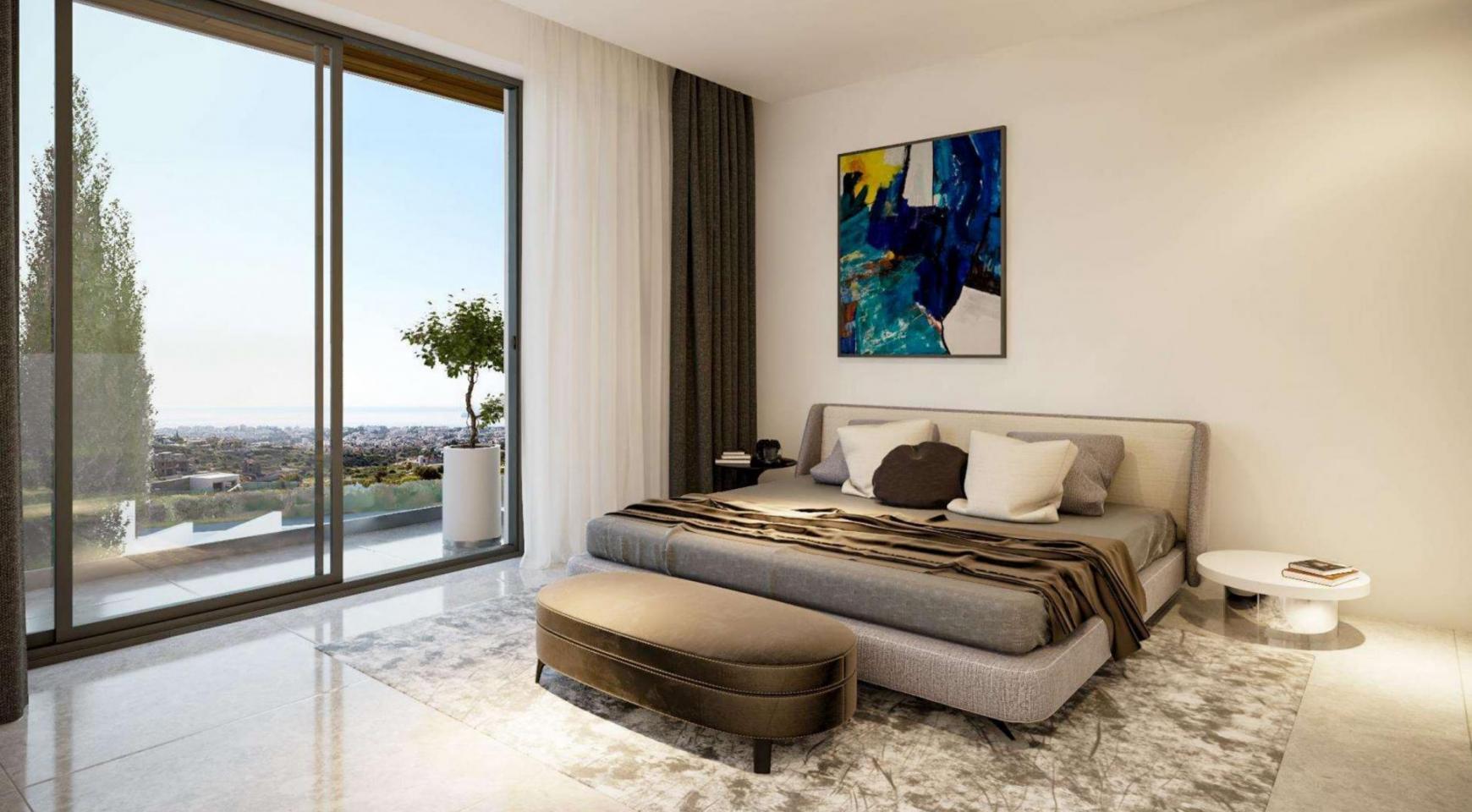 Элитная 3-Спальная Вилла в Новом Проекте в Районе Agios Tychonas - 5
