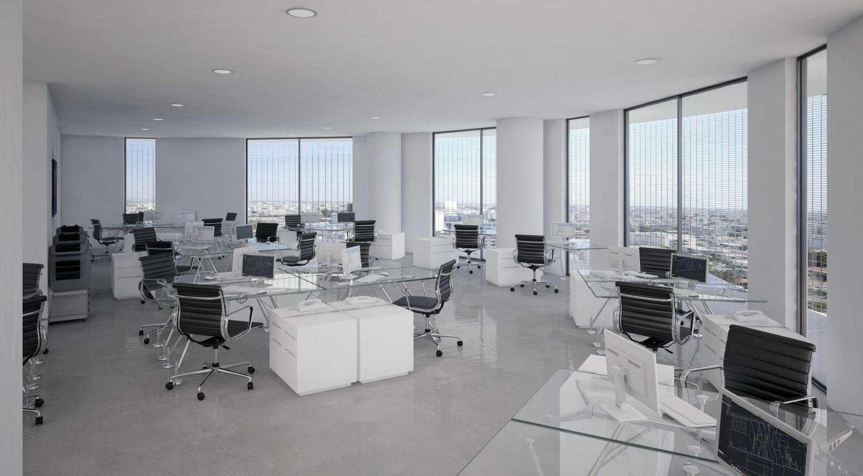 Новый Современный Офис в Центре Города - 9