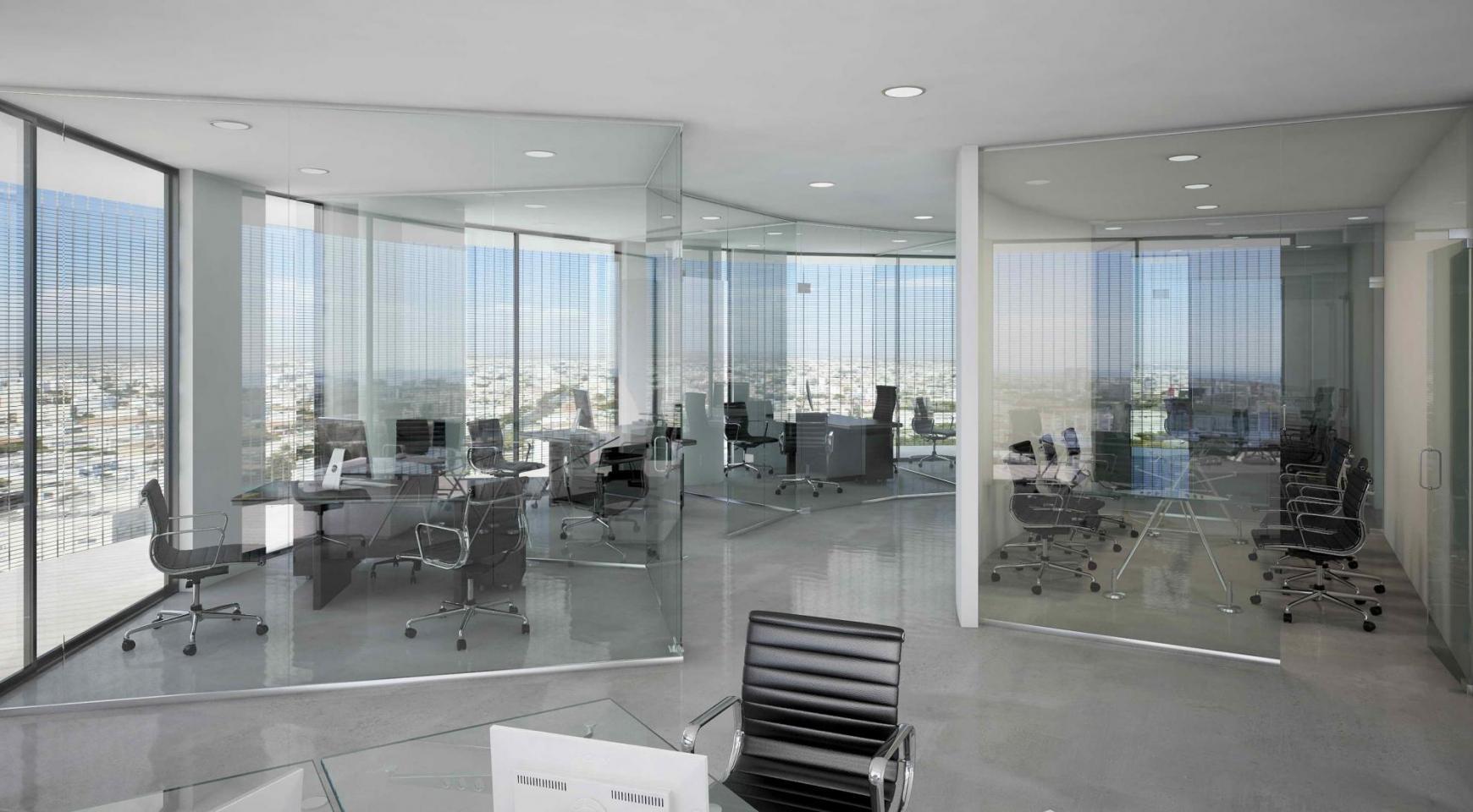 Новый Современный Офис в Центре Города - 7