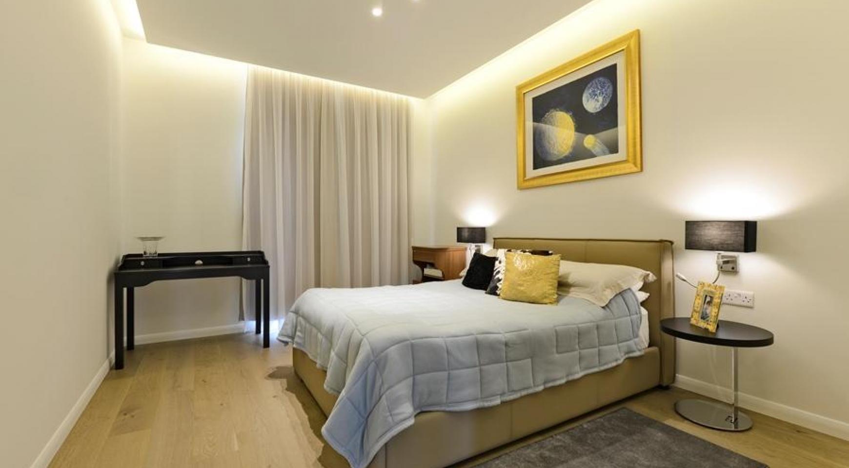 Эксклюзивная 4-Спальная Квартира у Моря - 29
