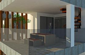 Новая 2-Спальная Квартира с Террасой на Крыше в Современном Здании в Центре Города - 8