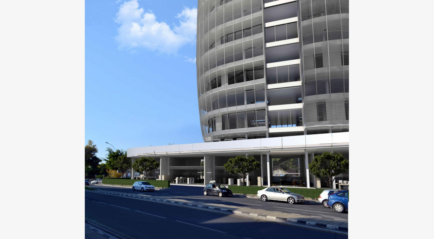 Новый Современный Офис в Центре Города - 3