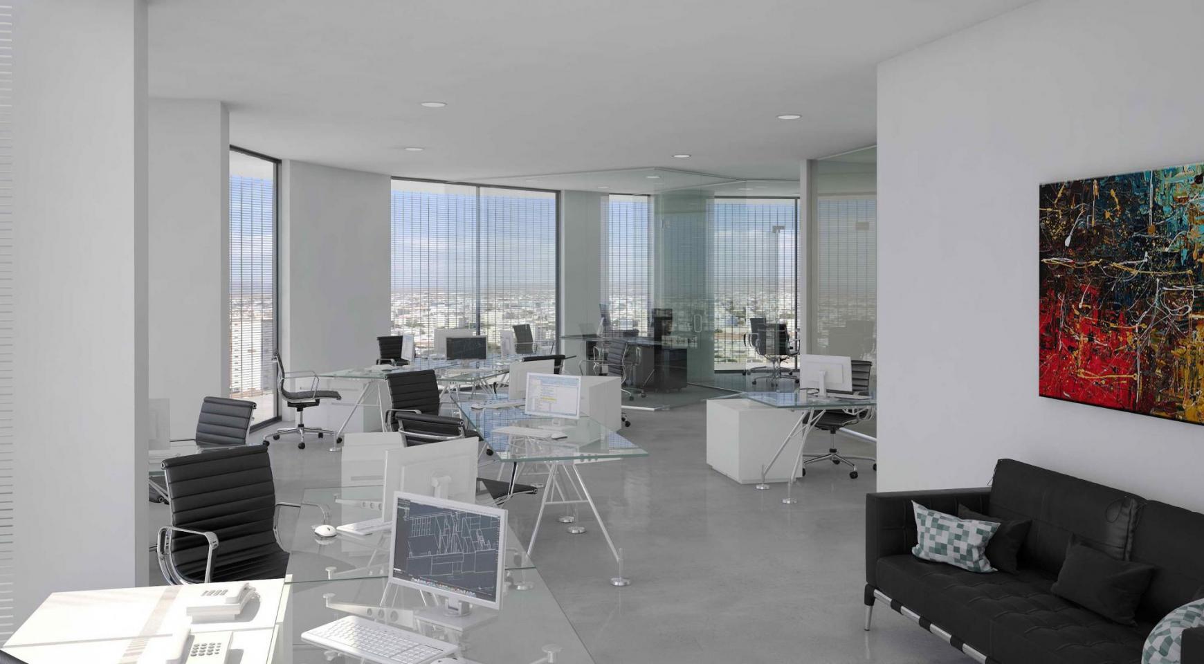 Новый Современный Офис в Центре Города - 6