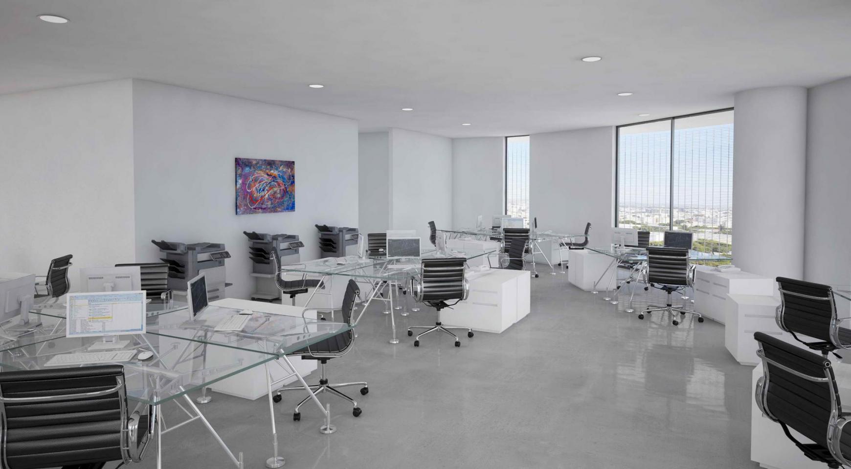 Новый Современный Офис в Центре Города - 8