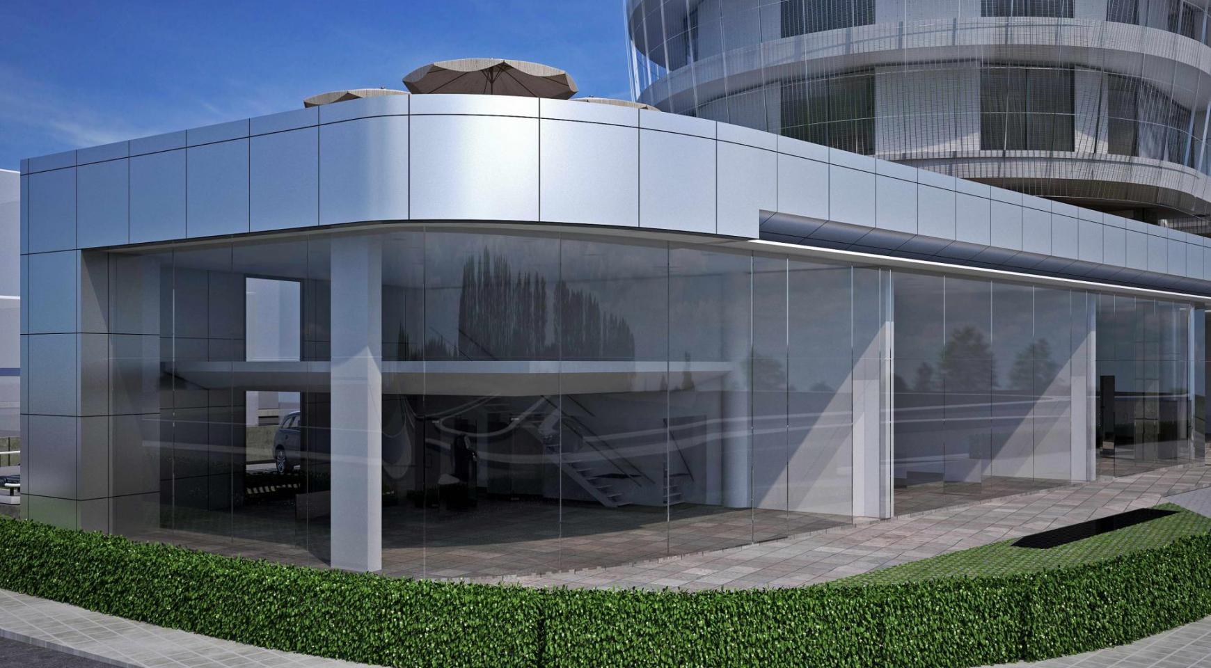 Новый Современный Офис в Центре Города - 4