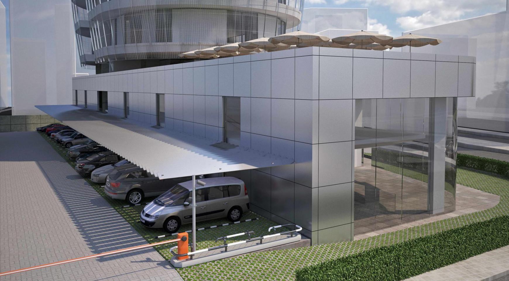 Новый Современный Офис в Центре Города - 5
