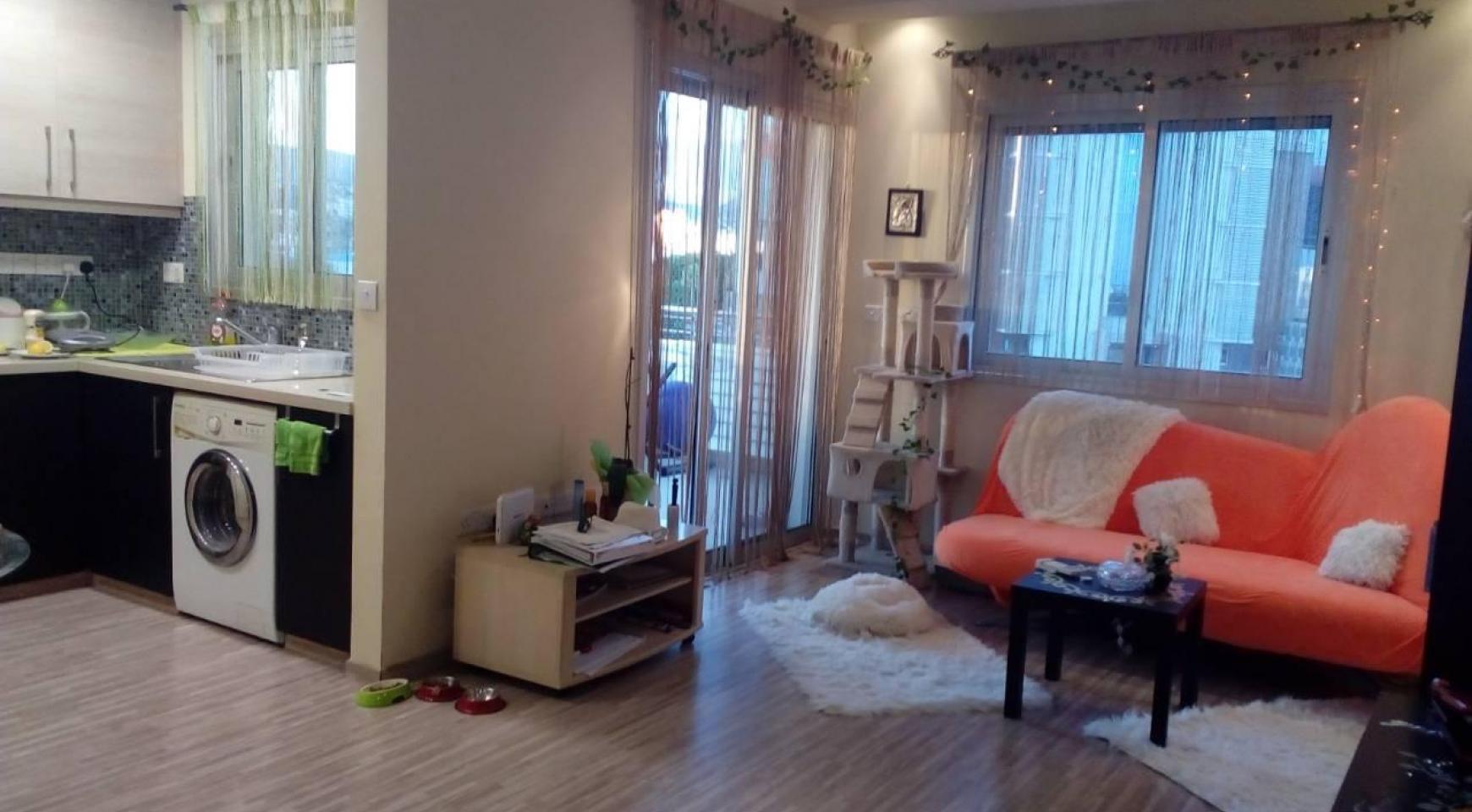 Односпальная Квартира с Красивым Видом в Центре Города - 1
