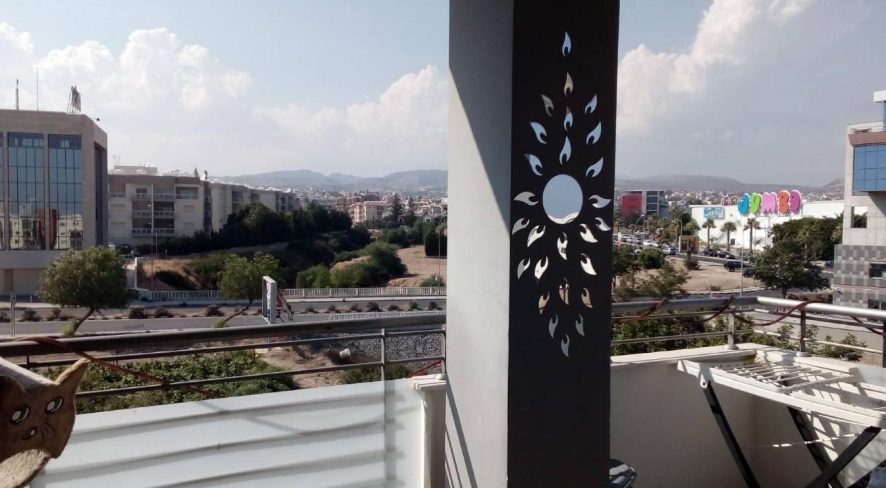 Односпальная Квартира с Красивым Видом в Центре Города - 4