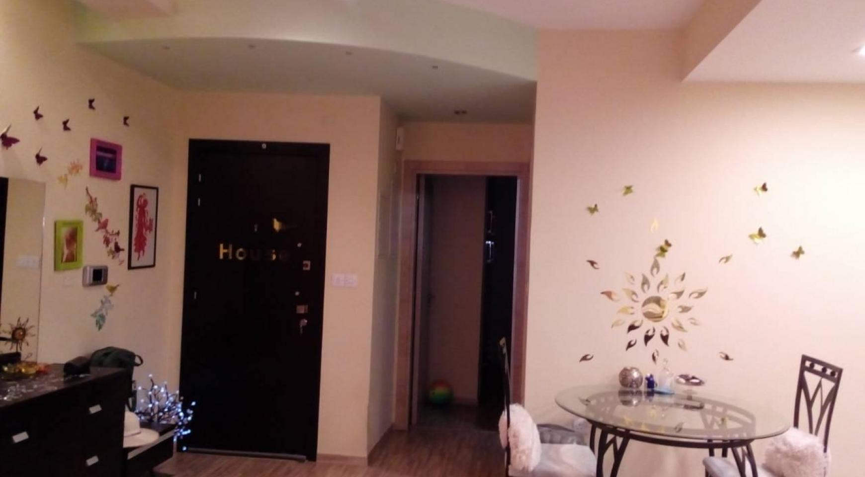 Односпальная Квартира с Красивым Видом в Центре Города - 6
