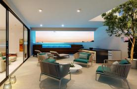 Современный 2-Спальный Пентхаус с Видом на Море в Центре Города - 11