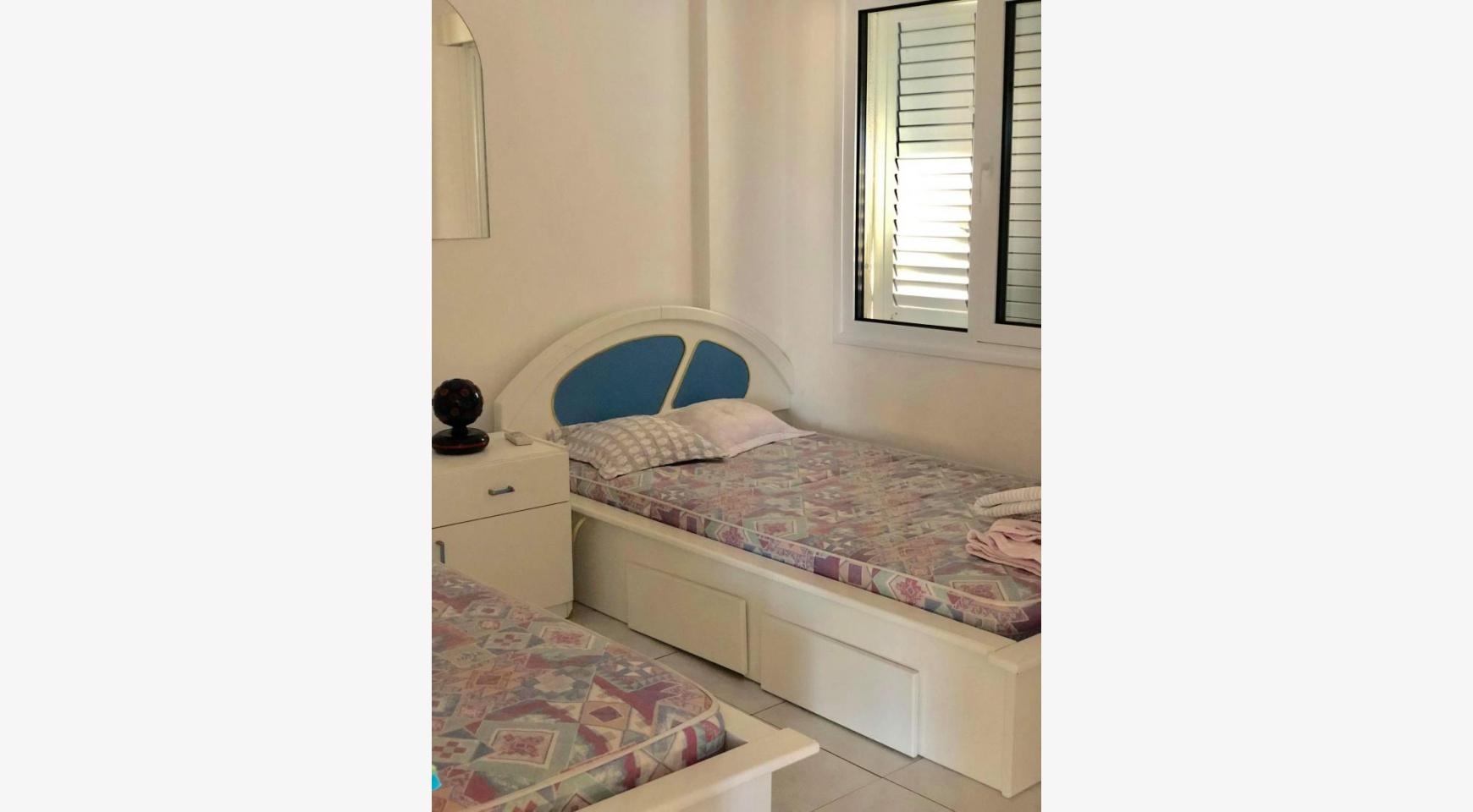 2-Спальная Квартира на Первой Линии от Моря в Туристической Зоне - 8