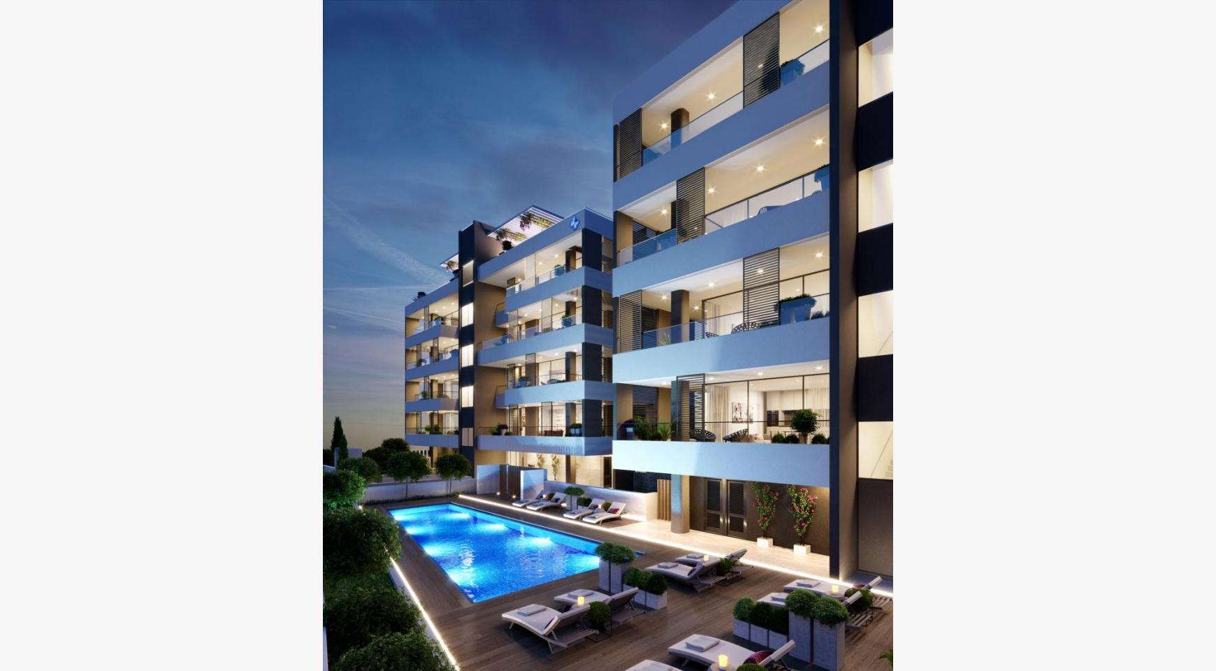 Роскошная 3-Спальная Квартира в Новом Комплексе в Районе Potamos Germasogeia - 3