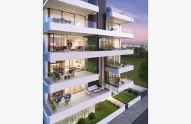 Новая 3-Спальная Квартира с Частной Террасой на Крыше в Центре Города - 10
