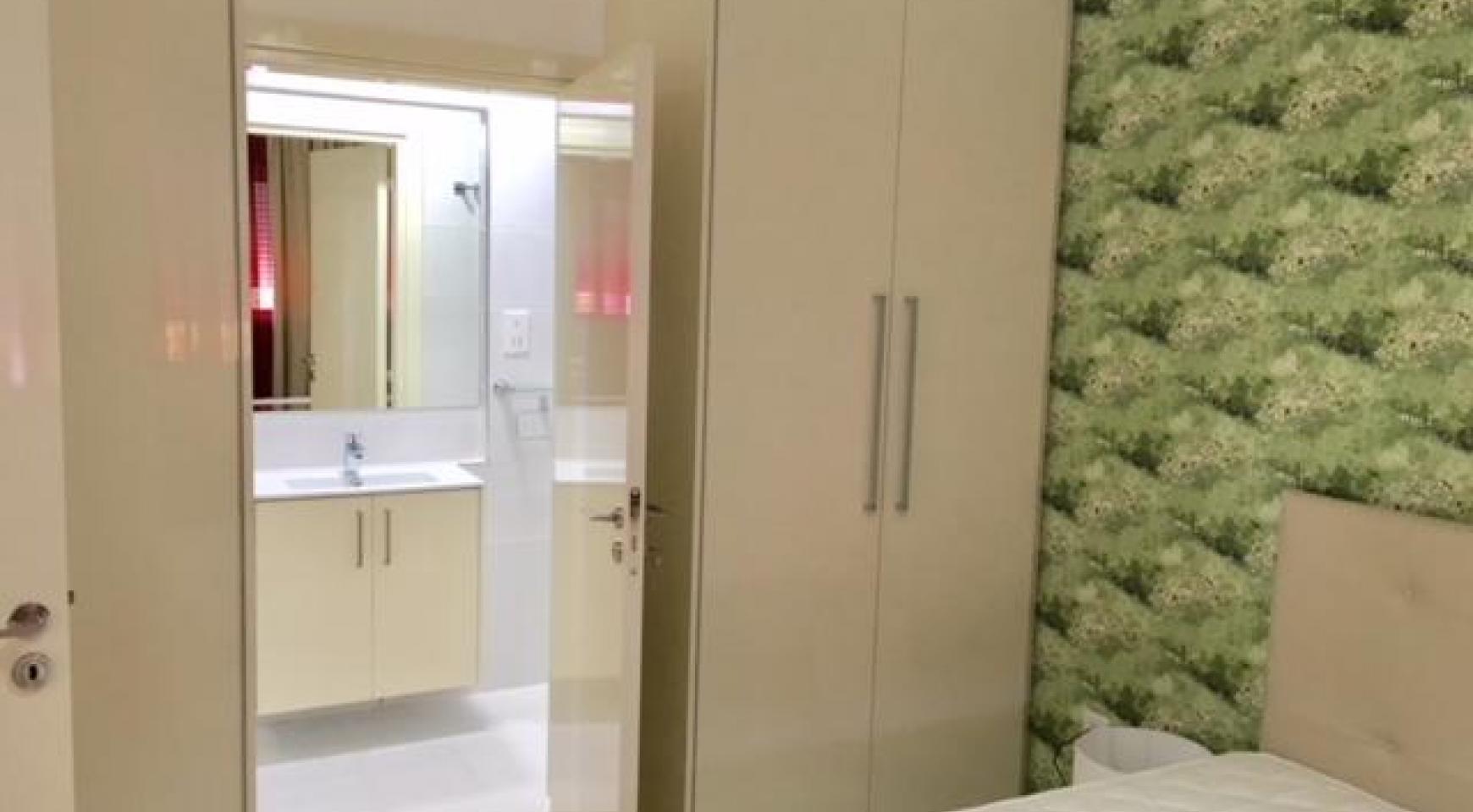 Новая 4-Спальная Квартира в Районе Germasogeia - 9