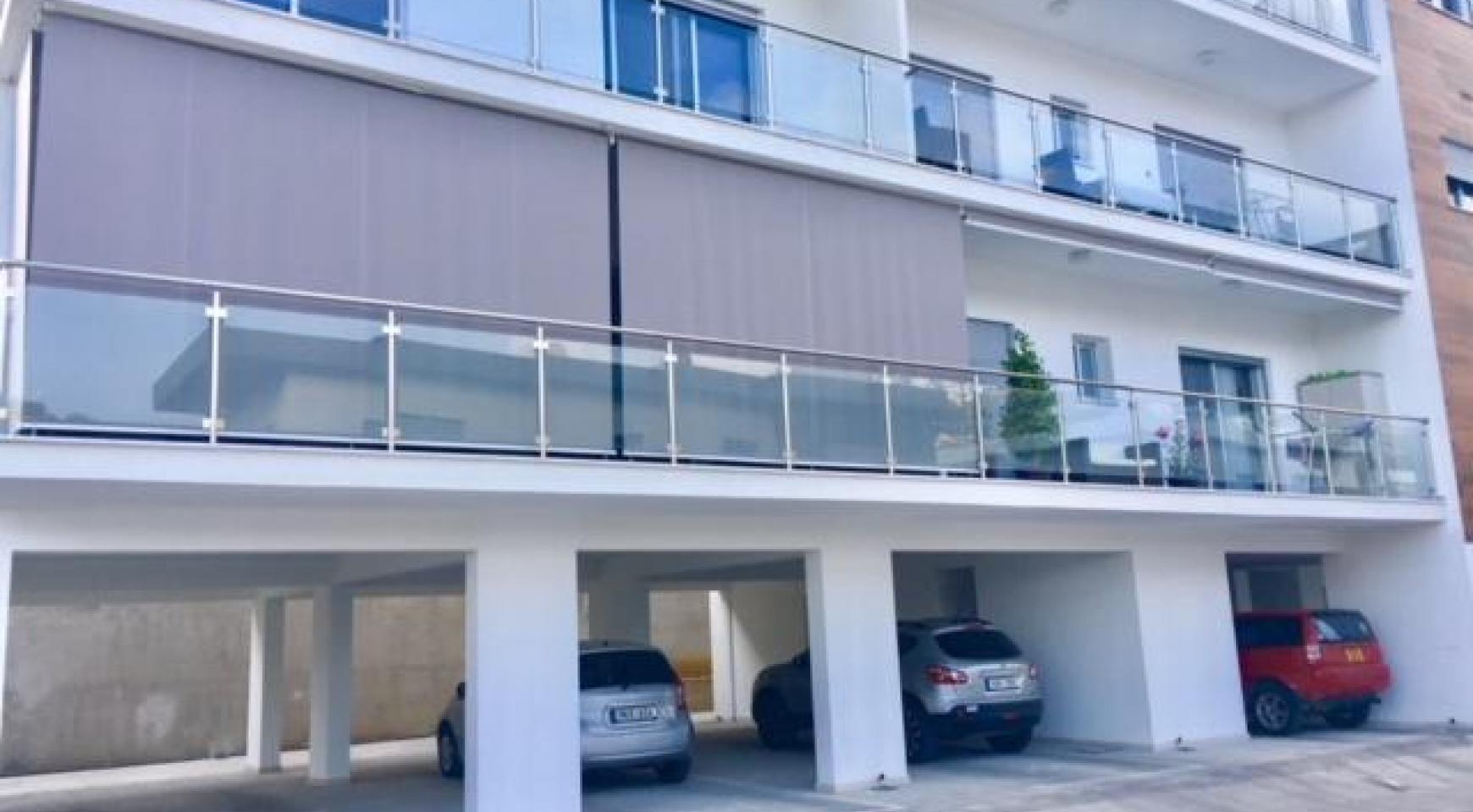 Новая 4-Спальная Квартира в Районе Germasogeia - 19