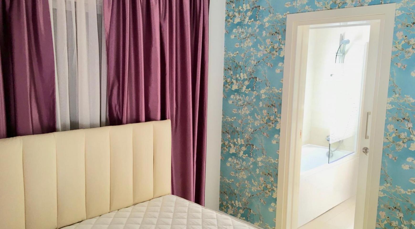 Новая 4-Спальная Квартира в Районе Germasogeia - 12