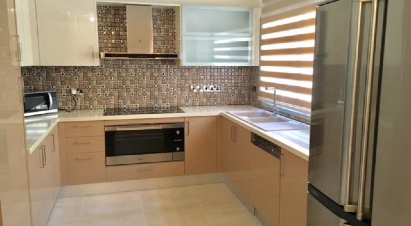 Новая 4-Спальная Квартира в Районе Germasogeia - 3