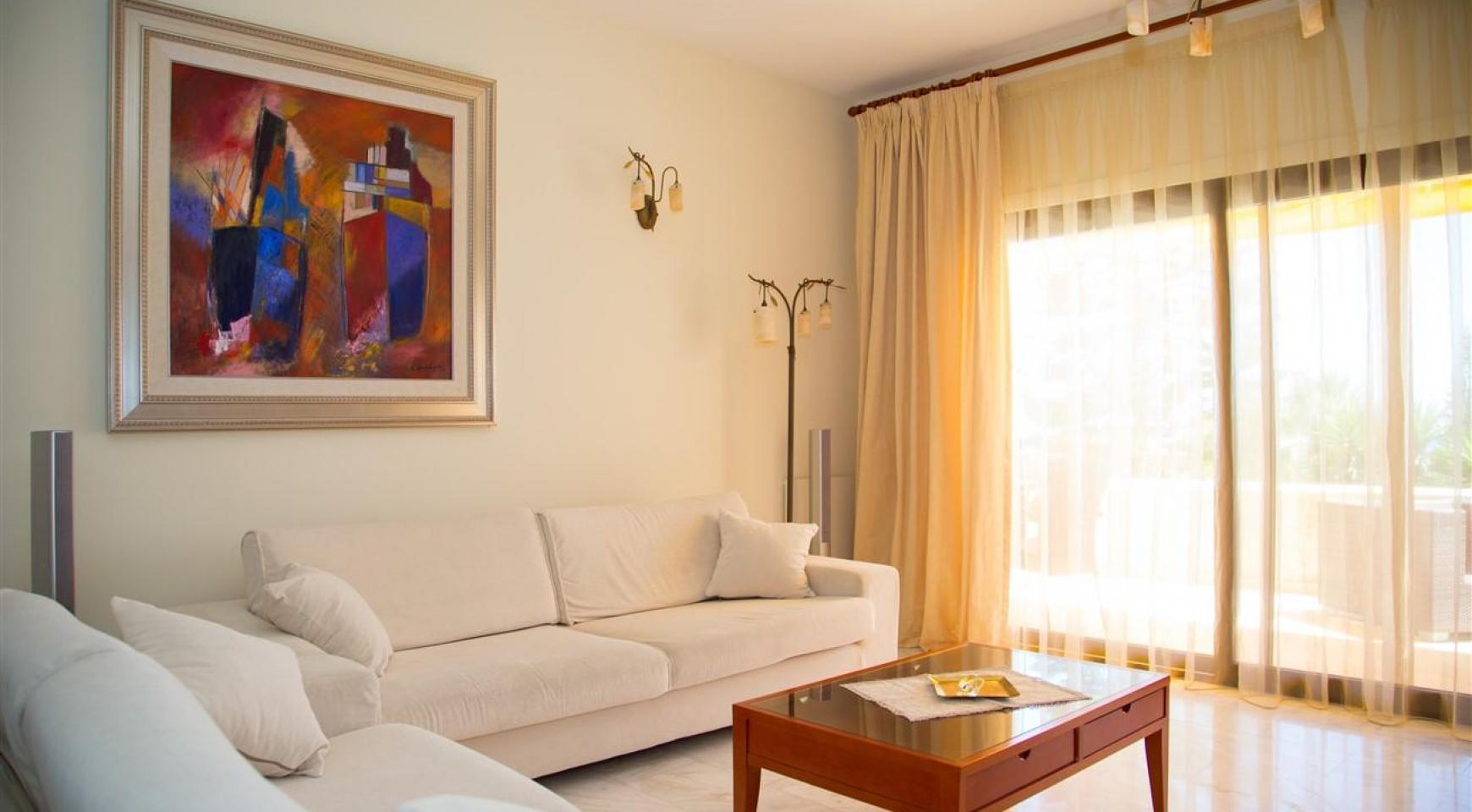 3-Спальная Квартира на Берегу Моря в Комплексе Thera   - 14