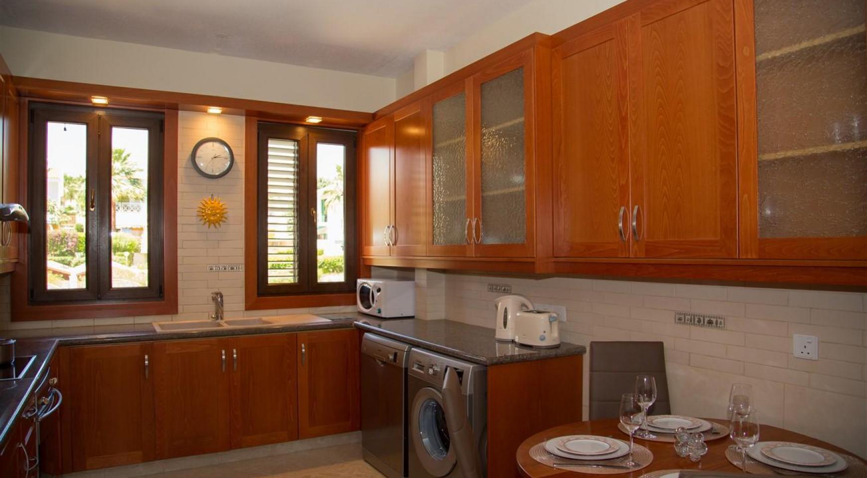 3-Спальная Квартира на Берегу Моря в Комплексе Thera   - 22
