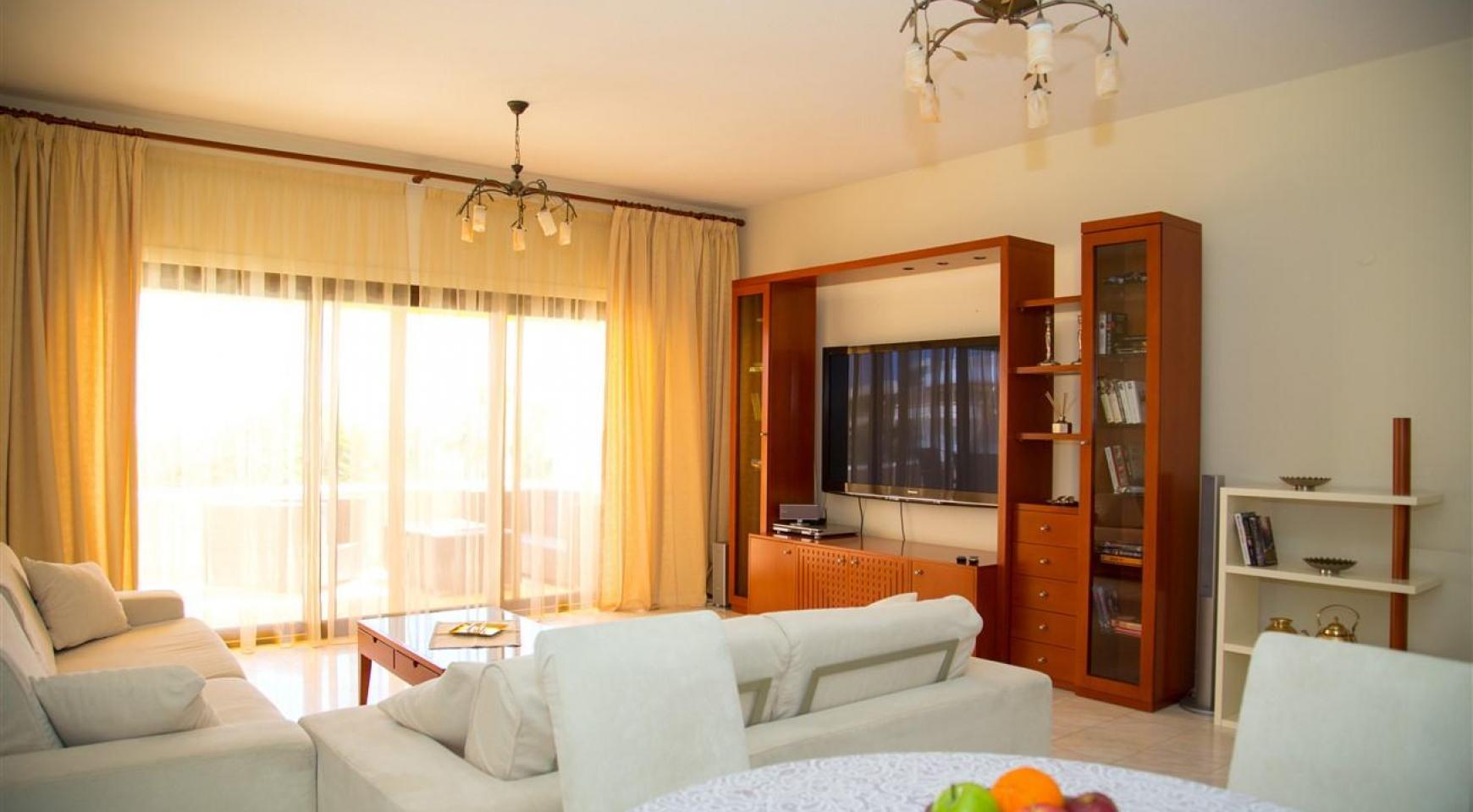 3-Спальная Квартира на Берегу Моря в Комплексе Thera   - 18