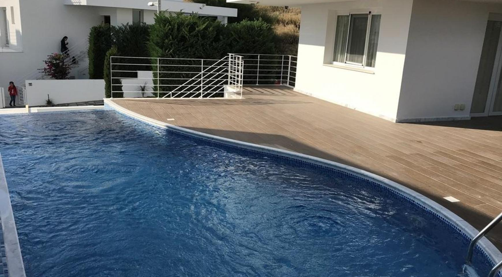 Современная 4-Спальная Вилла с Видом на Море в Районе Agios Tychonas - 4