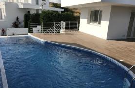 Современная 4-Спальная Вилла с Видом на Море в Районе Agios Tychonas - 15